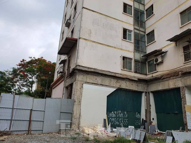 Tận thấy cảnh hoang tàn các khu nhà tái định cư ở Hà Nội  - Ảnh 3.