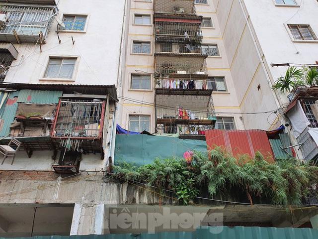 Tận thấy cảnh hoang tàn các khu nhà tái định cư ở Hà Nội  - Ảnh 5.