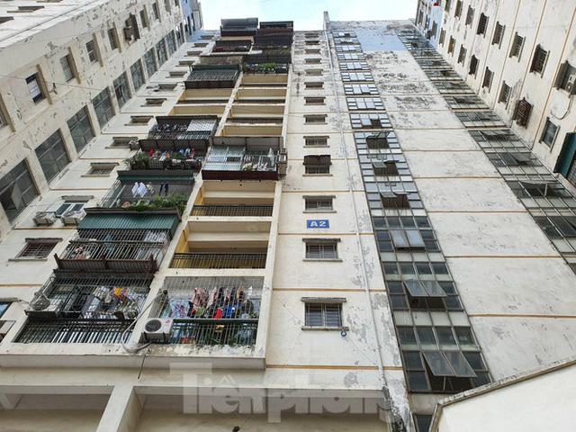 Tận thấy cảnh hoang tàn các khu nhà tái định cư ở Hà Nội  - Ảnh 7.