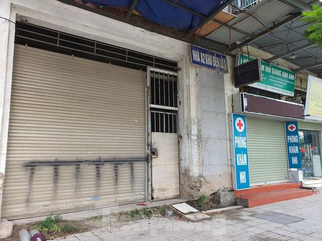 Tận thấy cảnh hoang tàn các khu nhà tái định cư ở Hà Nội  - Ảnh 9.