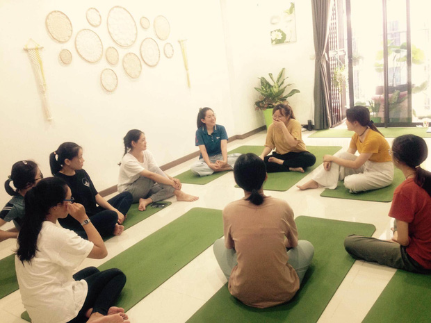 Art Director ngành quảng cáo bỏ việc nghìn đô để làm HLV yoga: 10 năm cật lực đổi lấy căn bệnh trầm cảm, tối nào cũng khóc... - Ảnh 5.
