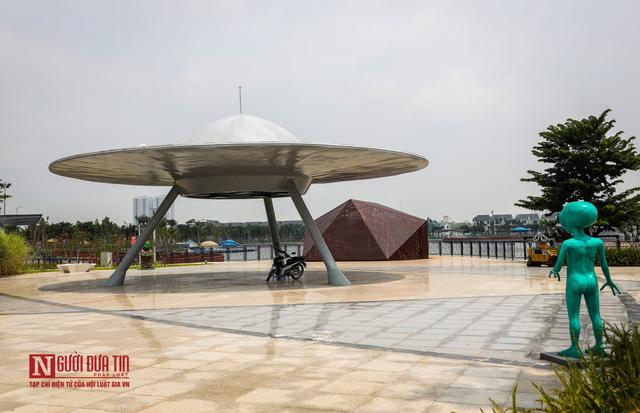 Bên trong công viên thiên văn học đầu tiên ở Đông Nam Á  - Ảnh 10.