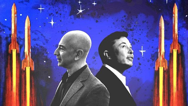 Những bá chủ không gian (P3): Hai tỷ phú Elon Musk và Jeff Bezos trong cuộc chiến giành quyền kiểm soát với ngành công nghiệp vũ trụ - Ảnh 4.