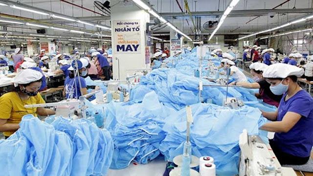 Phần thâm hụt xuất khẩu từ Trung Quốc vào Mỹ chuyển dịch chủ yếu sang Việt Nam - Ảnh 2.