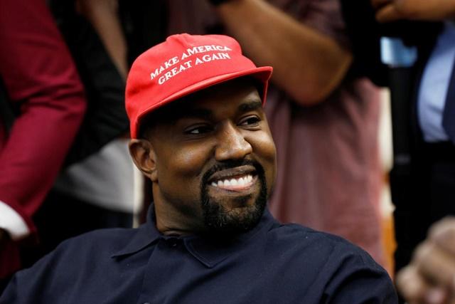 Rapper Kanye West liệu có cửa đánh bại Donald Trump, Joe Biden - Ảnh 1.