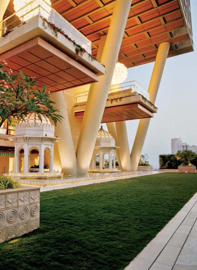 Chiêm ngưỡng siêu biệt thự ở Mumbai của tỷ phú giàu nhất châu Á - Ảnh 11.