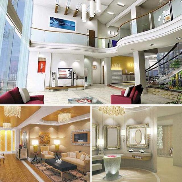 Chiêm ngưỡng siêu biệt thự ở Mumbai của tỷ phú giàu nhất châu Á - Ảnh 8.