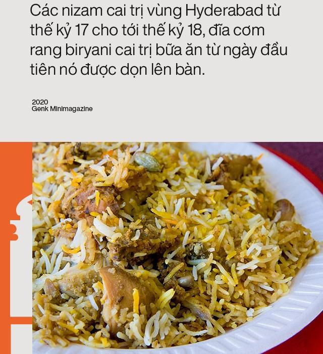 Món cơm rang huyền thoại này đã thống trị bữa ăn ba miền đất Ấn Độ, Pakistan và Bangladesh như thế nào? - Ảnh 10.