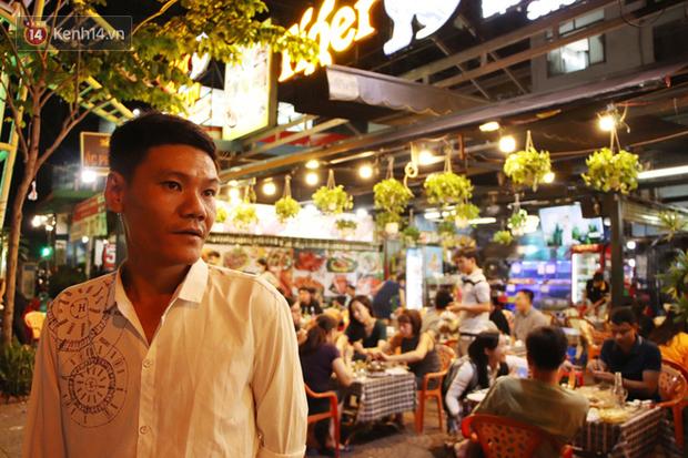 2 khu phố ẩm thực nổi tiếng ở Sài Gòn: Chỗ vắng vẻ đìu hiu, nơi tấp nập khách nhưng bán dưới 25 triệu một đêm vẫn lỗ - Ảnh 5.