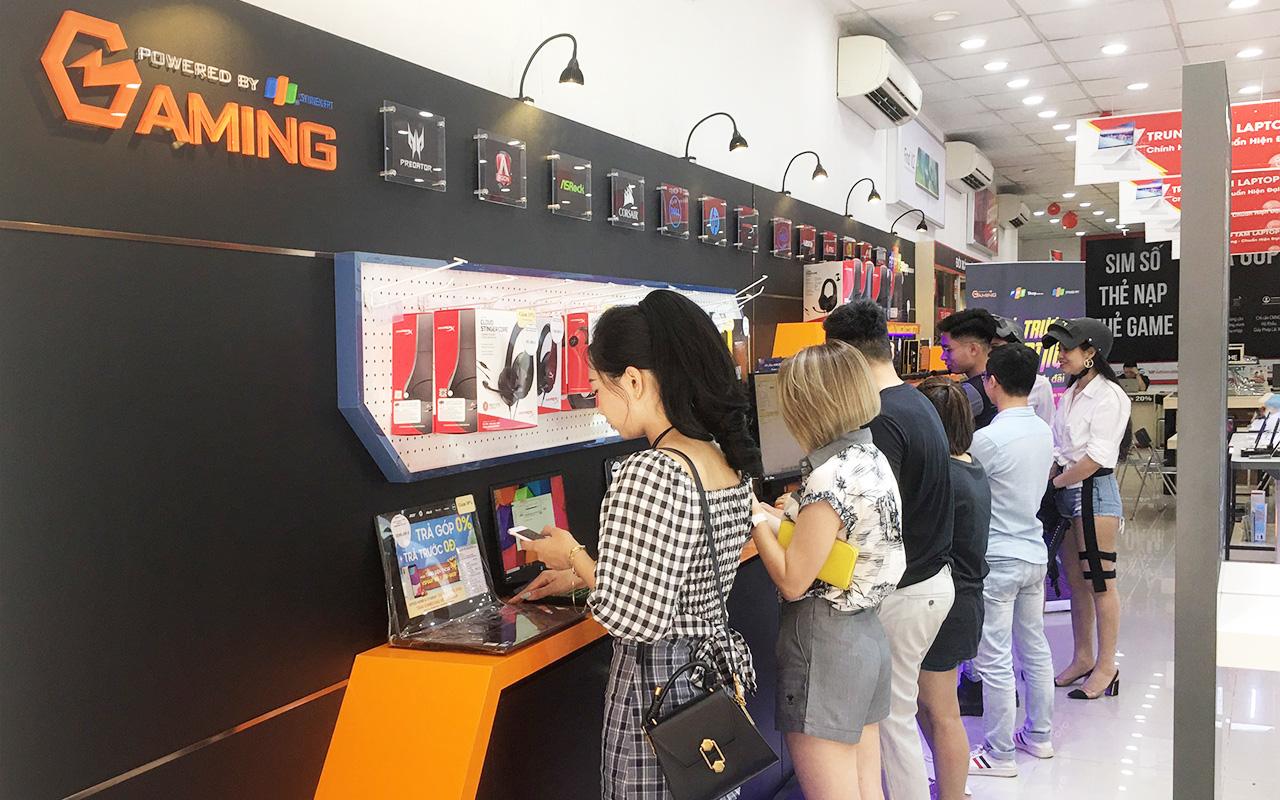 FPT Shop hợp tác cùng Synnex FPT Gaming triển khai bán sản phẩm công nghệ