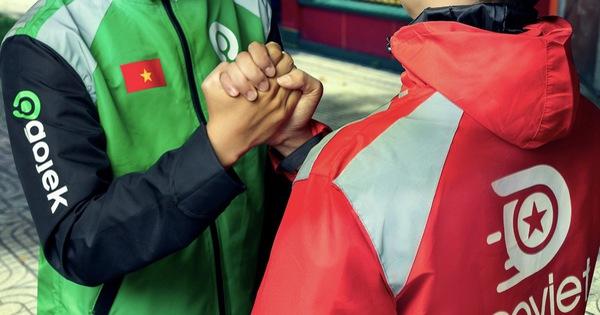 Gojek Việt Nam biến hình đồng phục từ màu đỏ sang xanh, nhìn hao hao giống Grab - Ảnh 5.