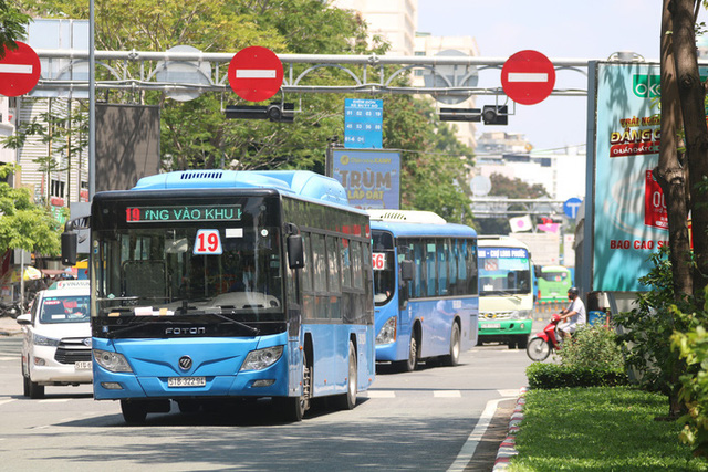 Sở GTVT TP HCM nói gì về việc hàng ngàn tỉ trợ giá xe buýt vẫn chưa quyết toán?  - Ảnh 1.