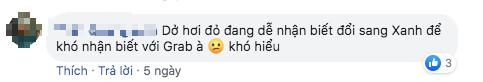 Gojek Việt Nam biến hình đồng phục từ màu đỏ sang xanh, nhìn hao hao giống Grab - Ảnh 2.
