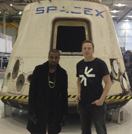 Elon Musk là 1 trong 2 cố vấn duy nhất của Kanye West trong cuộc tranh cử Tổng thống Mỹ sắp tới - Ảnh 1.