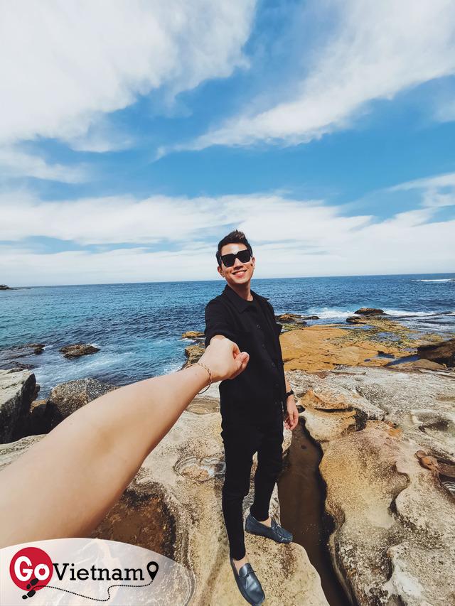 Tự nhận là travel blogger ngẫu hứng, cơ trưởng đẹp trai nhất Việt Nam Quang Đạt: Ít bãi biển nào trên thế giới sánh ngang với biển ở Cam Ranh và bờ phía Đông của Phú Quốc - Ảnh 5.