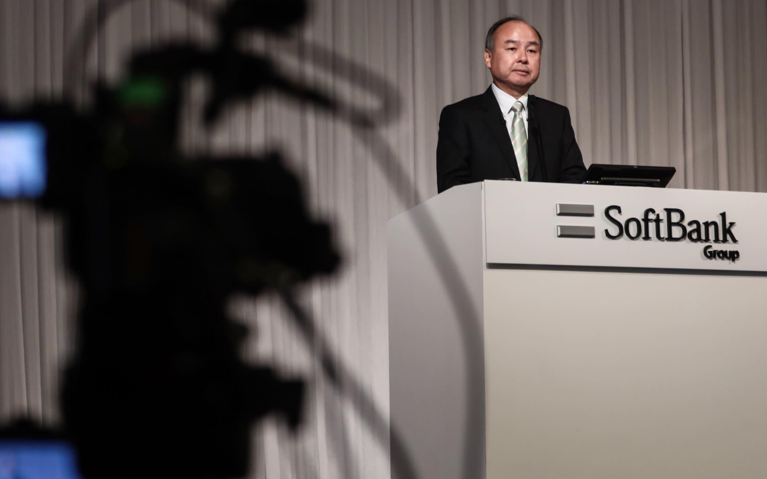 Rất nhanh chóng lấy lại phong độ: Softbank của tỷ phú Masayoshi Son vừa chính thức báo lãi 11,8 tỷ USD/quý