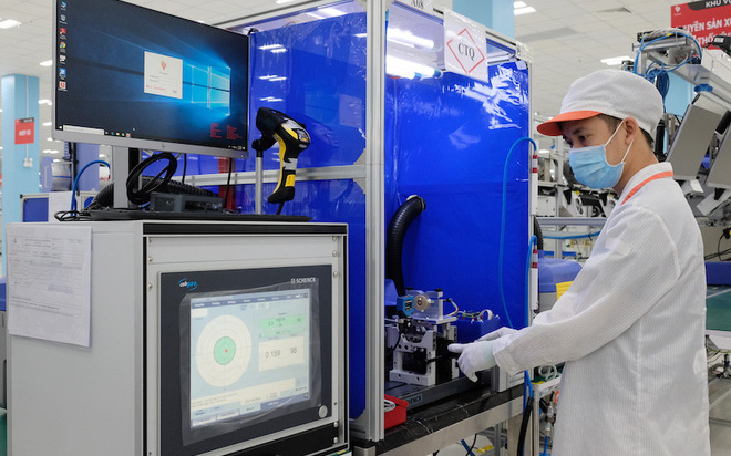 Vingroup sản xuất linh kiện máy thở cho Medtronic, dự kiến xuất khẩu 50.000 đơn vị ngay trong năm 2020