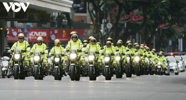 Hà Nội cấm đường phục vụ Lễ Quốc tang nguyên Tổng Bí thư Lê Khả Phiêu  - Ảnh 1.