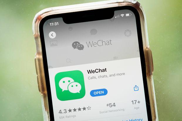 Apple, Ford, và Disney hợp sức đẩy lùi lệnh cấm WeChat của Tổng thống Donald Trump - Ảnh 1.