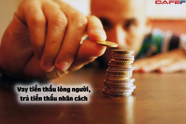 Kiếm tiền không dễ, giữ tiền lại càng khó hơn, vậy nên cho dù là ai cũng cần học cách ki bo với 8 kiểu vay mượn sau đây - Ảnh 1.