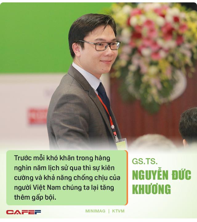 """GS.TS Nguyễn Đức Khương: Ứng xử với dịch bệnh phải kiên quyết nhưng để khôi phục kinh tế thì phải linh hoạt và """"sống chung với dịch"""" - Ảnh 7."""