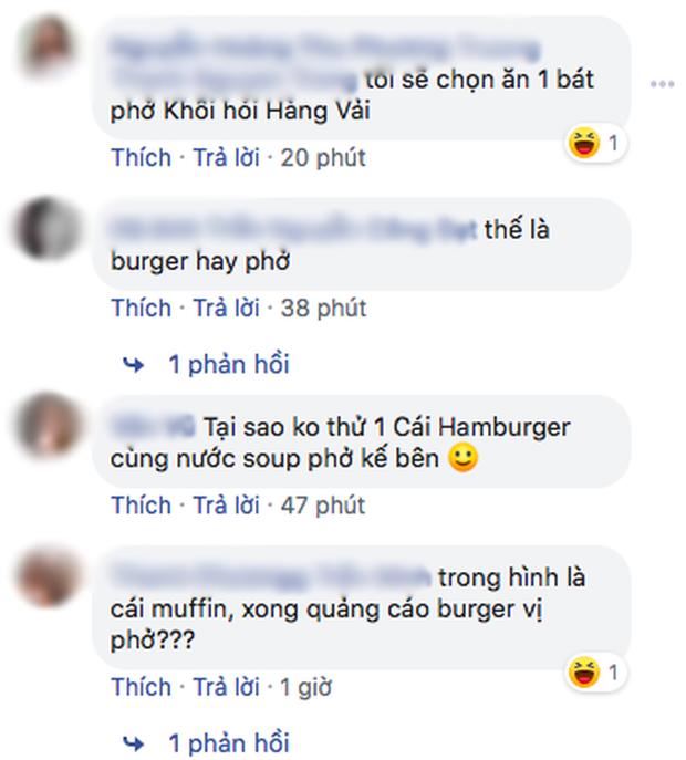 Mượn cảm hứng ẩm thực Việt như pizza bún đậu mắm tôm, pizza chả cá, McDonalds lần đầu ra mắt burger vị phở - hoà quyện thịt bò Úc với sốt Phở cùng húng quế, ngò gai - Ảnh 2.