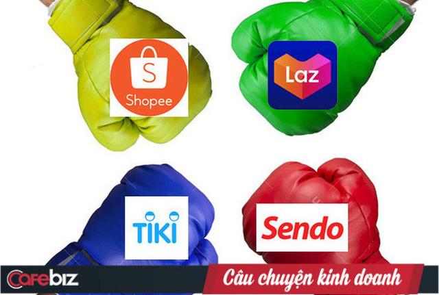 """CEO Leflair nhận định về các ông lớn trên thị trường TMĐT Việt Nam: Tiki truyền cảm hứng, Shopee """"kỳ diệu"""" nhưng Lazada mới bền vững nhất - Ảnh 3."""