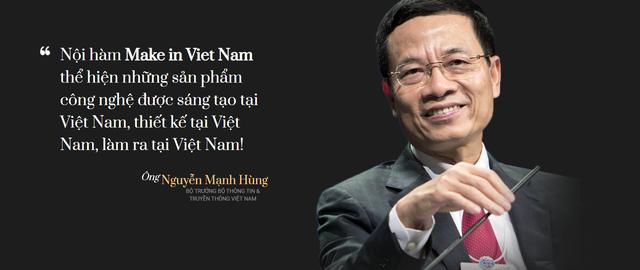 Make in Vietnam hay Made in Vietnam?  - Ảnh 1.