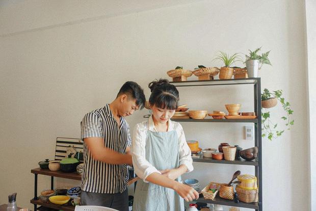Những mâm cơm rực rỡ của cô gái 26 tuổi có 10 năm ăn chay trường, hạnh phúc với niềm vui nhỏ từ căn bếp - Ảnh 10.