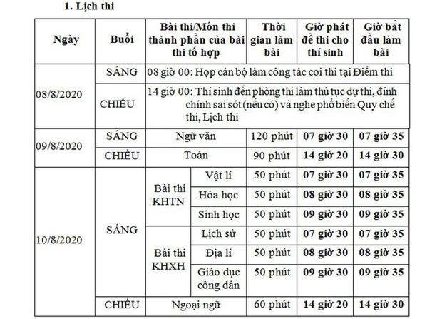 Đà Nẵng gửi văn bản kiến nghị Bộ GD&ĐT không tổ chức thi tốt nghiệp THPT Quốc gia 2020 vì dịch bệnh - Ảnh 2.