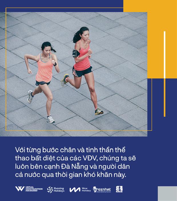 Virtual Marathon Hoi An 2020: Cuộc đua ảo thách thức mọi giới hạn, và chúng ta sẽ chiến thắng! - Ảnh 3.