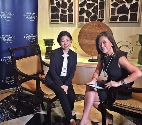 [Bài CN] Nữ tỷ phú giàu nhất Philippines: 8 tuổi bán giày bị cười nhạo, 69 tuổi vẫn muốn học tiếp - Ảnh 1.