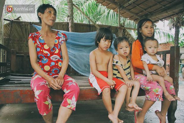 Người mẹ khờ ở Trà Vinh đã triệt sản sau khi hạ sinh bé trai nặng 2.8kg, được mạnh thường quân tặng nhà mới - Ảnh 1.