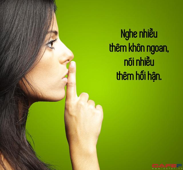 3 điều dù bất bình đến mấy cũng phải giấu trong bụng, đừng nói ra để người khác coi thường, lợi dụng: Kẻ khôn ngoan luôn luôn nhớ kỹ  - Ảnh 1.
