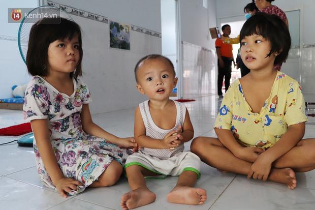 Người mẹ khờ ở Trà Vinh đã triệt sản sau khi hạ sinh bé trai nặng 2.8kg, được mạnh thường quân tặng nhà mới - Ảnh 5.