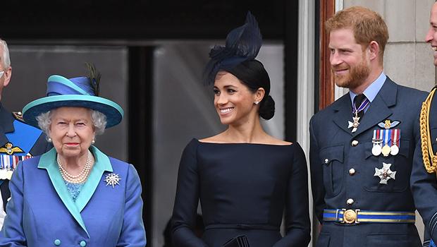 Nhà Meghan Markle tìm cách nối lại tình xưa với Nữ hoàng Anh khi nhận ra bản thân rất cần hoàng gia - Ảnh 2.