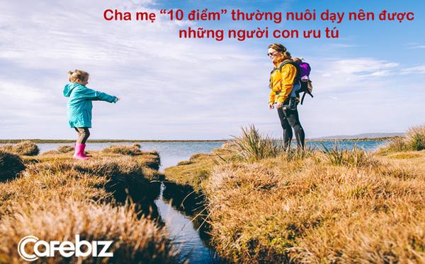 Nghề nghiệp của con bạn làm sau này sẽ quyết định chúng là ai khi bước ra đời: 3 phương pháp của cha mẹ bình thường dạy nên những đứa con ưu tú - Ảnh 1.