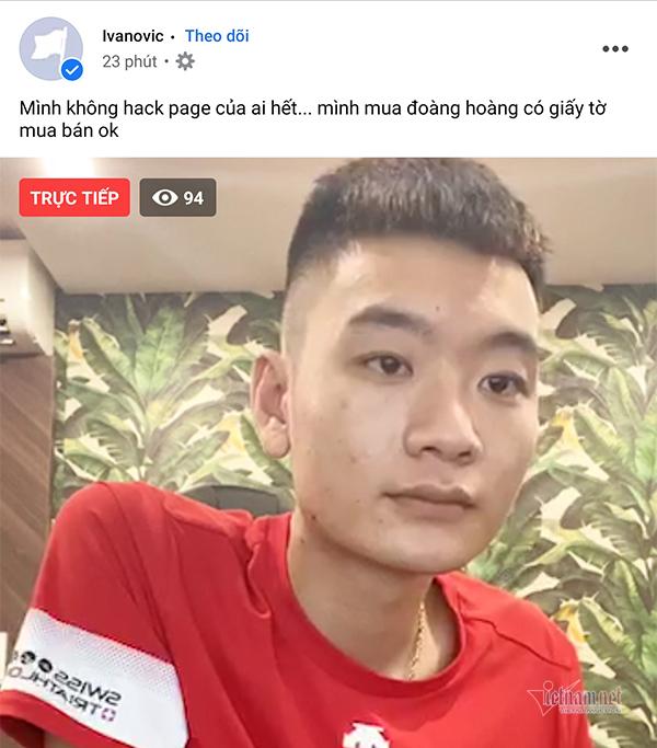 Ivanovic đã lấy lại Facebook, khẳng định thủ phạm là hacker Việt Nam - Ảnh 1.