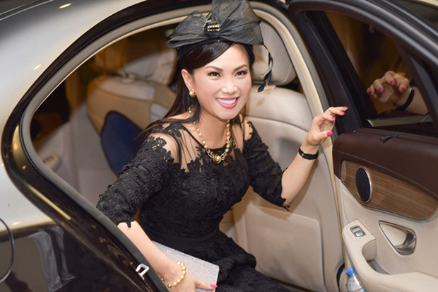 Em gái Cẩm Ly: Thành người Việt giàu nhất thế giới sau khi lấy chồng tỷ phú ở Mỹ, gia tài đồ sộ, vi vu với chuyên cơ riêng - Ảnh 18.