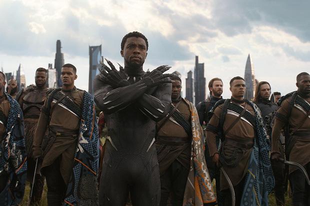 Black Panther Chadwick Boseman: Cả đời tận hiến vì nghệ thuật như một người hùng! - Ảnh 7.