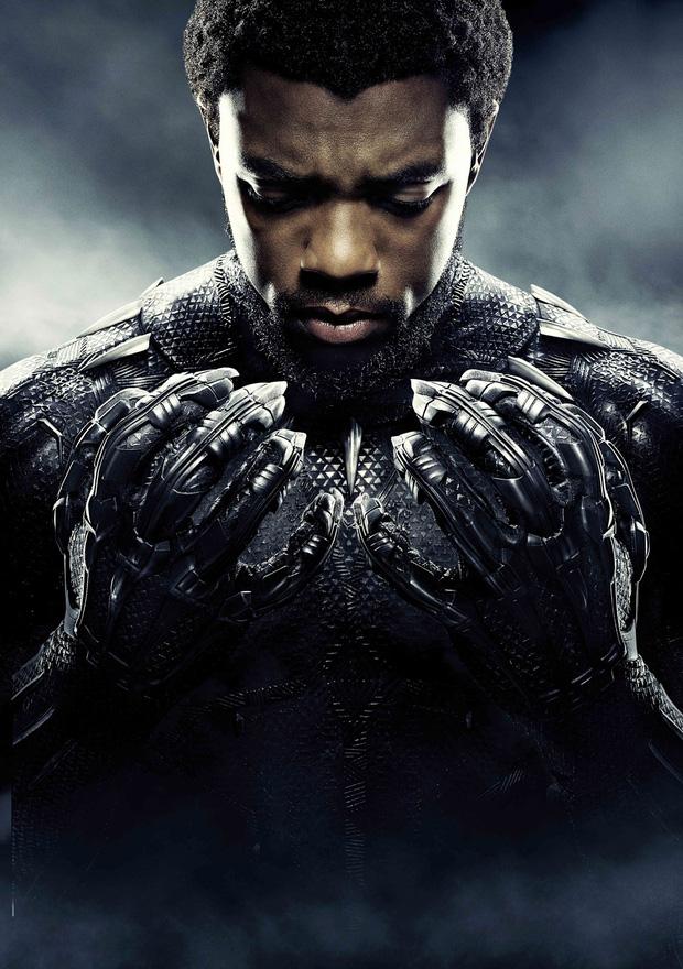 Black Panther Chadwick Boseman: Cả đời tận hiến vì nghệ thuật như một người hùng! - Ảnh 8.