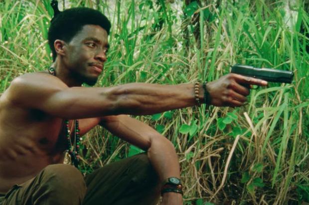 Black Panther Chadwick Boseman: Cả đời tận hiến vì nghệ thuật như một người hùng! - Ảnh 9.