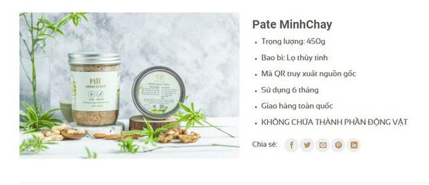 Vụ Pate Minh Chay chứa độc tố: Cảnh báo 1.290 khách hàng ở TP HCM - Ảnh 1.