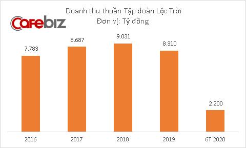 Tập đoàn Lộc Trời lãi 116 tỷ đồng 6 tháng đầu năm, muốn phát triển tổ bay drone 200 người để phun thuốc 20.000ha vụ Đông Xuân - Ảnh 1.