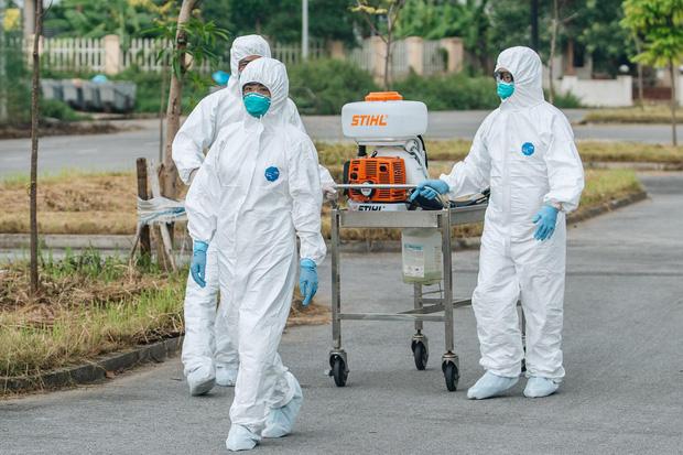 6 ca nhiễm Covid-19 tại Bắc Giang và Lạng Sơn chung 1 nhóm du lịch đến Đà Nẵng, khi trở về đều hạ cánh tại sân bay Nội Bài - Ảnh 1.