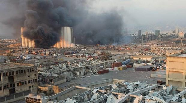 NÓNG: Nổ cực lớn, như bom nguyên tử ở Li-băng, hậu quả khủng khiếp - LHQ, Mỹ, Nga lên tiếng khẩn cấp - Ảnh 9.