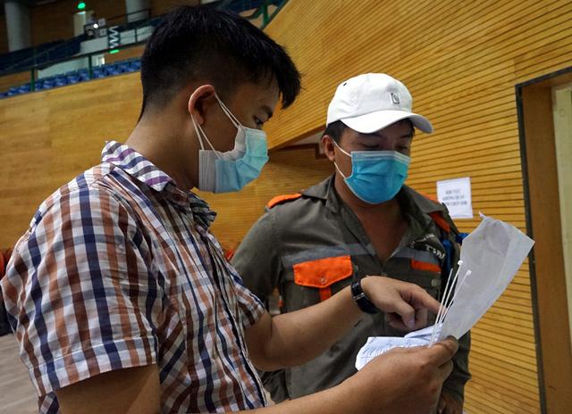 Hình ảnh bệnh viện dã chiến tại Đà Nẵng cơ bản hoàn thành sau 72h thi công thần tốc  - Ảnh 13.