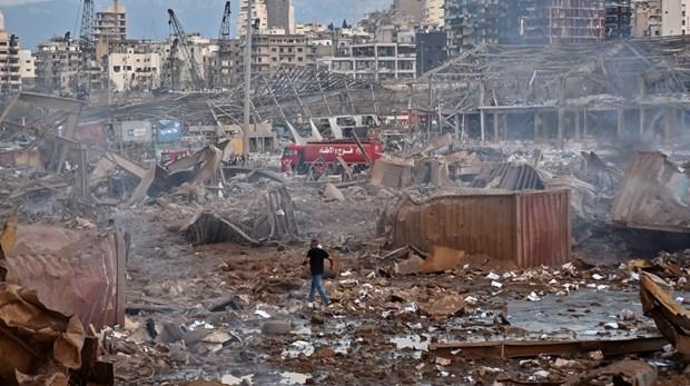 NÓNG: Nổ cực lớn, như bom nguyên tử ở Li-băng, hậu quả khủng khiếp - LHQ, Mỹ, Nga lên tiếng khẩn cấp - Ảnh 7.
