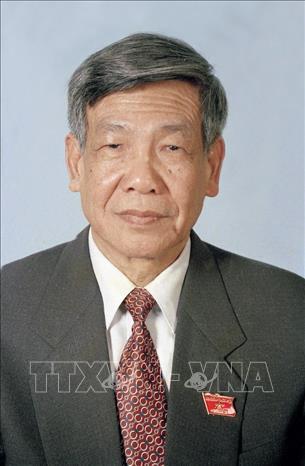 Nguyên Tổng Bí thư Lê Khả Phiêu từ trần - Ảnh 1.