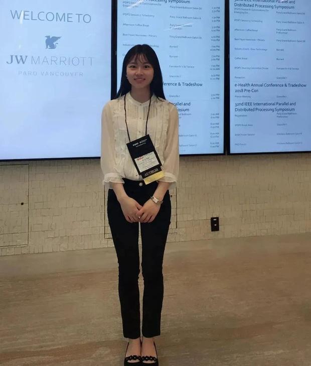 Thiếu nữ thiên tài vừa tốt nghiệp đã được Huawei săn đón: Vẻ ngoài ưa nhìn, thành tích khủng và mức lương khởi điểm 6,2 tỷ đồng/năm - Ảnh 1.